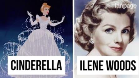 Principesse Disney nella vita reale: ecco chi presta la propria voce