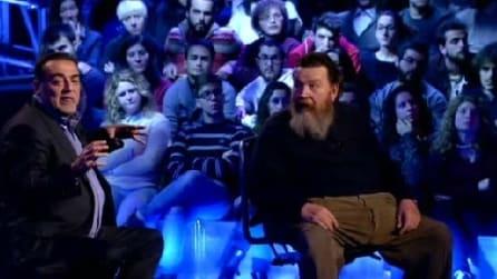 """Servizio Pubblico, Giuliano Ferrara: """"È Guerra Santa, se lo negate siete un branco di coglioni"""""""