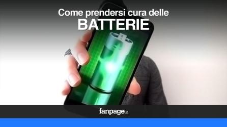 Come aumentare la durata delle batterie nel tempo