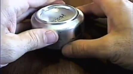 Ecco quello che si può realizzare con una lattina vuota