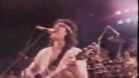 Lo storico concerto di Pino Daniele a Piazza Plebiscito nel 1981