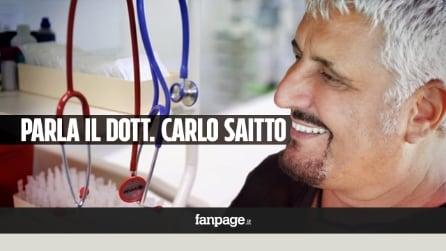 """Pino Daniele, il dott. Carlo Saitto: """"Forse a Roma è arrivato già deceduto"""""""