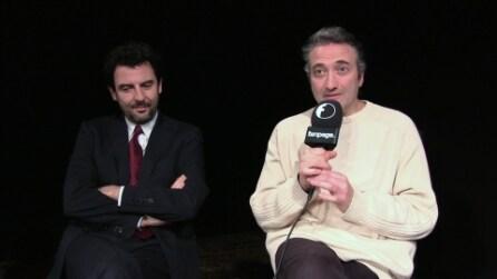 "Tony Laudadio: ""Racconto due vite sospese tra tempo e memoria"""