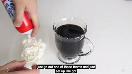 Non berrai più il caffè allo stesso modo dopo aver visto questo