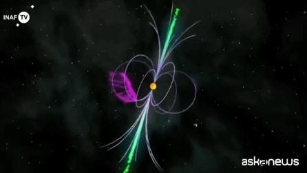 La pulsar gioca a nascondino: ecco come si comporta la trottola cosmica
