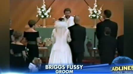 Destinati a stare insieme: damigella e paggetto da piccoli si sposano da grandi