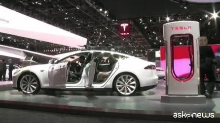 """Il patron di Tesla contro il fracking: """"Pericolo per l'ambiente"""""""
