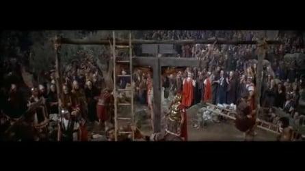 """Ben-Hur: CLIP """"La crocifissione"""""""
