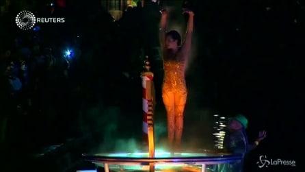 Al via il Carnevale di Venezia con lo spettacolo 'Il magico banchetto'