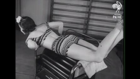 Da non credere cosa facevano le donne ai loro corpi negli anni '40