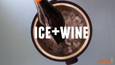 Il modo più veloce per raffreddare il vino