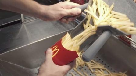 Dalla coltivazione alla frittura: ecco cosa c'è dentro le patatine di McDonald's