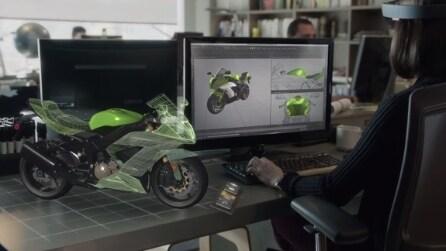 Trasforma il tuo mondo con gli ologrammi: arrivano gli HoloLens