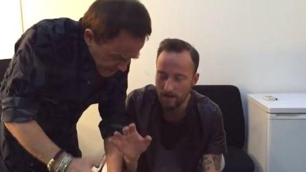"""Francesco Facchinetti: """"A The Voice nessun condizionamento!"""" e papà Roby lo ammonisce"""