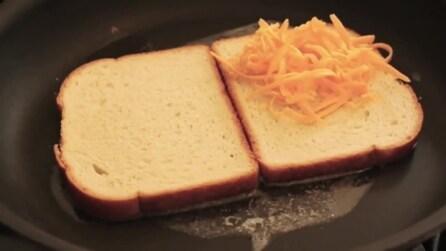 Dopo aver visto questo preparerai il sandwich migliore della tua vita