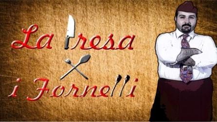 """La Presa per i Fornelli [Prima Puntata] """"Risotto alla birra con radicchio e salsiccia"""""""
