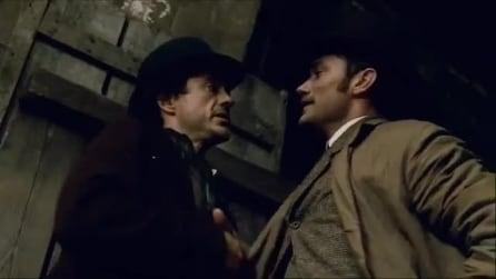 Sherlock Holmes - Il trailer italiano HD