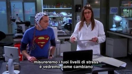"""The Big Bang Theory 8×13 """"The Anxiety Optimization"""" (sub ita)"""