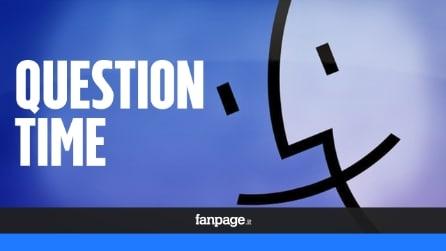 Question Time, le video risposte alle vostre domande su Mac OS X