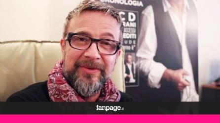 """Masini a Sanremo: """"La stessa emozione della prima volta, sarò Francesco Nuti per tre minuti"""""""