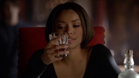 "The Vampire Diaries - 6x13 ""The Day I Tried to Live"", Bonnie tenta in suicidio (sub ita)"