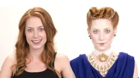 Come trasformare una donna in un personaggio storico