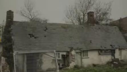 All'interno della casa abbandonata: un tour da brividi