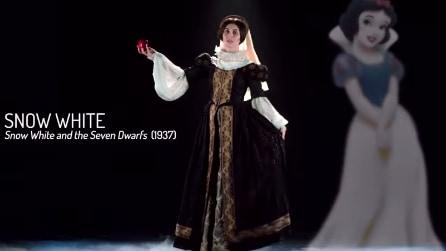 Principesse Disney: ecco l'epoca storica a cui sono ispirati i loro vestiti