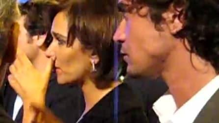 Riccardo Scamarcio e Valeria Golino a Cannes nel 2007