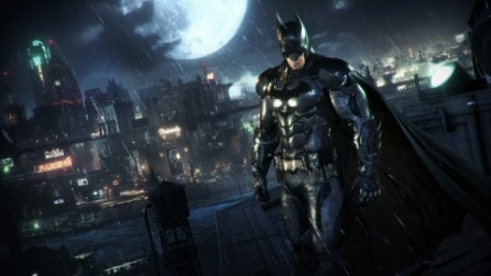 "Batman: Arkham Knight - Trailer ""Gotham è mia"""