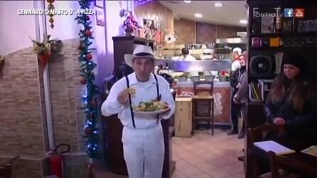 Gennaro 'o masto d' 'a Pizza puntata Lucio Viraf e Errico Porzio Lampo 2