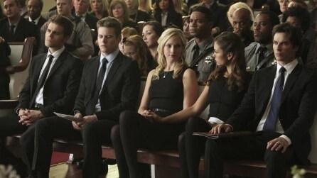 """The Vampire Diaries - 6x15 """"Let Her Go"""" (sub ita)"""