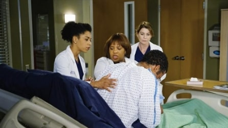 "Grey's Anatomy - 11x12 ""The Great Pretender"" (sub ita)"
