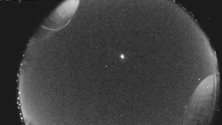 Nasa, il passaggio della meteora sulla Pennsylvania