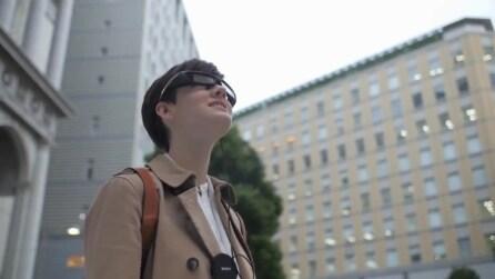 Sony SmartEyeglass, gli occhiali smart di Sony si mostrano nella Developer Edition