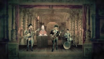 Enter - Johann Sebastian Punk (ESCLUSIVA)