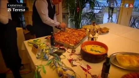 Canevale è servito! Sapori di Campania in tavola con Pulcinella