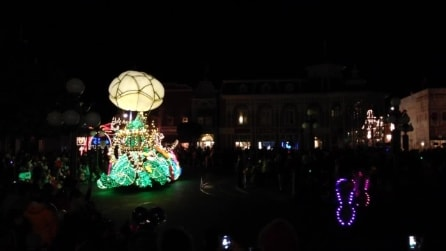 Electrical parade (Walt Disney World) / #fanpagetour