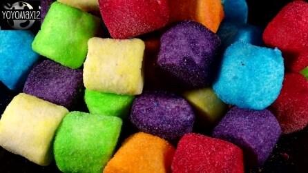 Vi piacciono i marshmallows? Allora non potete perdervi questa fantasiosa ricetta.