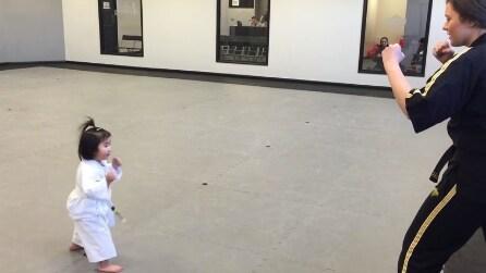 Ha solo 3 anni ma già è in grado di fare questo