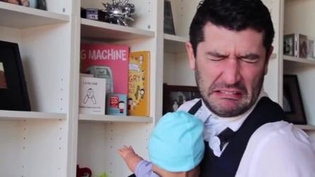"""""""The Cool Baby"""": arriva il thermos a forma di neonato"""