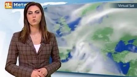 Previsioni meteo per il 24 febbraio