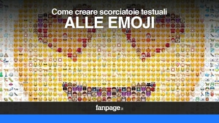 Come creare scorciatoie per le proprie Emoji preferite