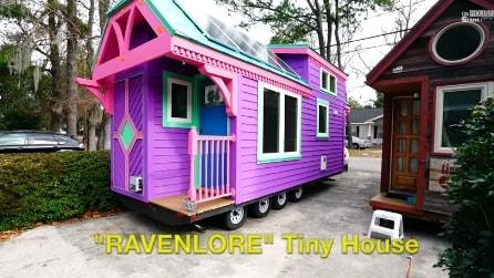 Sembra una casa fuori dal normale, guardatela all'interno!