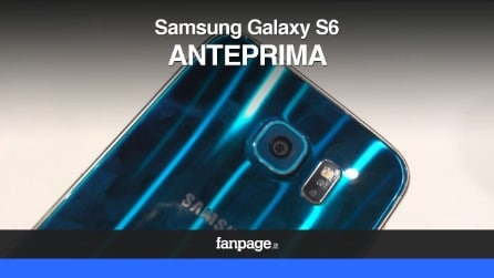 Samsung Galaxy S6 - Anteprima Video
