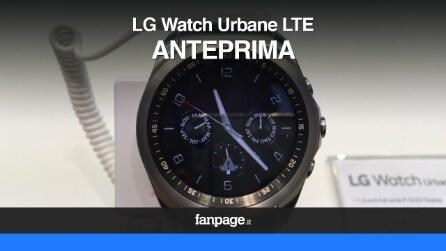 LG Watch Urbane LTE - Video Anteprima