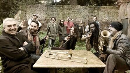Bulkanian - Med Free Orkestra (ESCLUSIVA)