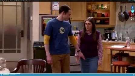 The Big Bang Theory - 8x17 ''The Colonization Application'' (sub ita)