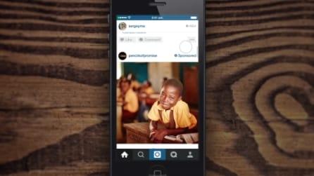 Instagram, in arrivo un nuovo formato pubblicitario con foto multiple e link attivo