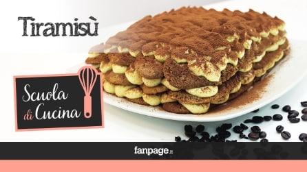 La ricetta classica del Tiramisù, il dessert più apprezzato al mondo